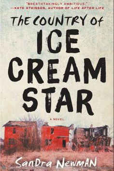 The Country of Ice Cream Star - Sandra Newman - Hardcover