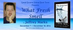 CELTICLADY'S REVIEWS: What Fresh Smell by Jeffrey Marks Blog Tour and Gi...
