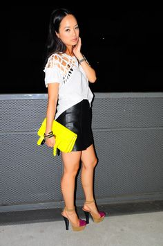 DNA (designers+artists): Best Dressed Bloggers: West Coast Girls w/Europeans on the Side