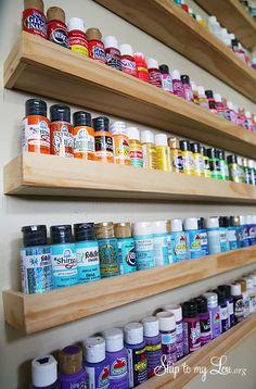 Trendy ideas for craft room storage diy house