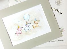Stamp Away With Me: VIDEO + 10K GIVEAWAY: Storybook Watercolor