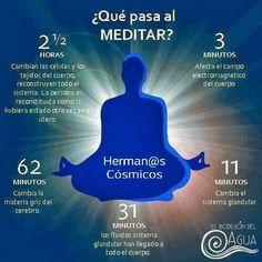 Que pasa al Meditar