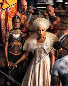 Queen…Angela Basset, Black Panther Movie, 2018 – Fashion Ideas And Suggestions Black Women Art, Beautiful Black Women, Black Art, Beautiful People, Black Panther 2018, Black Panther Marvel, Orisha, Black Girls Rock, Black Girl Magic