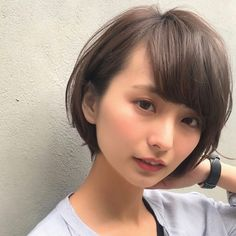 いいね!4,626件、コメント16件 ― ショートヘア.高橋苗さん(@naetakahashi)のInstagramアカウント: 「. 柔らかい質感ショート٩(^‿^)۶ . 春らし軽くてゆれるシルエット . 知的さも女っぽさもたちまち上がる 旬デザイン☆*:.。. . 【#Grownaehair】…」