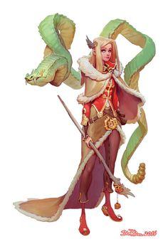 wizardess by john polidoraCreative Essence   artissimo   Bloglovin'