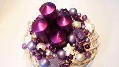 Adventní věnec.. luxusní vánoční dekorace vánoční věnec a