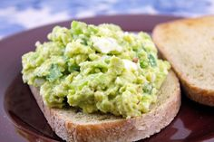 avocado spinach egg salad