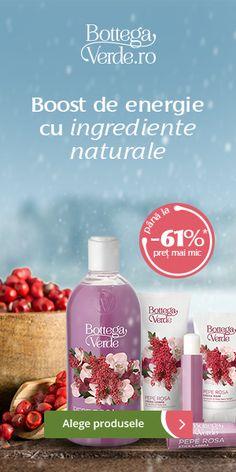 Femlora: Produse cu ingrediente naturale