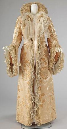 1902 Evening Coat ean-Philippe Worth