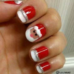 2013 Trendy and Creative Nail Designs | FASHION WORLD
