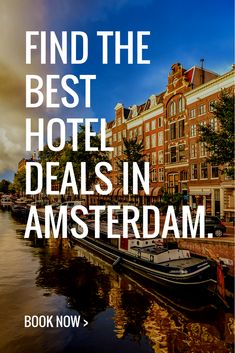 cheap amsterdam deals flight and hotel