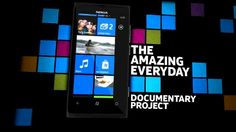 Nokia Amazing Everyday Documentary Project - Case Study by Naked Communications Cph