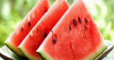 Watermelon may be one of the most appropriately named fruits. It is melon that is water . It is also got a healthy amount of Vitamin A and Vitamin C , potassium , magnesium , and other important nutrients. Eating Watermelon Seeds, Watermelon Slices, Watermelon Recipes, Watermelon Cooler, Watermelon Healthy, Watermelon Plant, Grilled Watermelon, Watermelon Nutrition, Clean Eating Tips