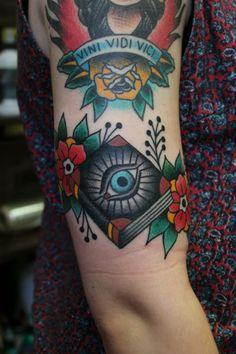 1950 Tattoo Shop / Leonardo Ruiz https://www.facebook.com/pages/1950-Tattoo-Shop/100832499966826
