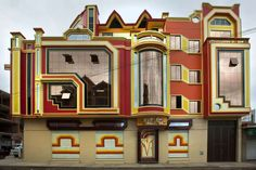 You Won't Bolivia This Crazy Contemporary Vernacular Architecture - Architizer