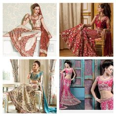 Indian bridal clothing