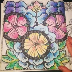KO Studio Art Coloring Book Page,  Beautiful one of a kind Hawaiian designs to color and relax.