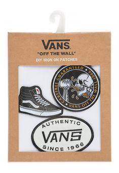 49fe938365 Vans Men s Patch Pack Assorted VN0A31JCASR. Vans Men s Patch Pack Assorted.  Baggins Shoes