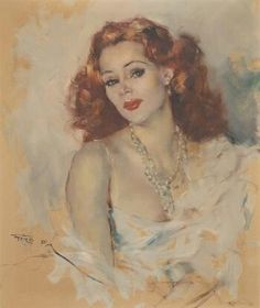 Fried Pal (Hungarian/American, Portrait of Magda Gabor Oil on canvas x 24 inches x - Available at 2018 April 14 The Estate of Zsa. Magda Gabor, Kitsch Art, Artist Gallery, High Society, Female Art, Oil On Canvas, Vintage Fashion, Artwork, Painting