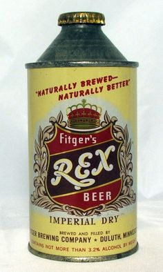 Fitger's Rex - Steel Canvas