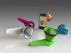 cone lets you use your iphone to shoot three dimensional images and videos by alisa
