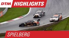 Race 2 Highlights - Rewind - DTM Spielberg 2015