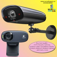 For your business, office or home, buy best quality video surveillance system, CCTV Security Cameras, Wireless Security Cameras and security cameras. For information visit our web at SecurityGuru.Co or call me Video Surveillance Cameras, Wireless Security Cameras, Surveillance System, Logitech, Business, Store, Business Illustration