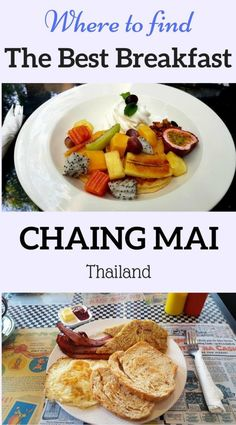 Breakfast can mean so many things in Chiang Mai, grab a quick bite from a street cart, choose one of many local dishes at the market, relax at a small café or one of the many restaurants across the city. We search out for the Best Breakfast in Chiang Mai. Western, Thai, and Vegetarian options all covered. #chiangmaibreakfast #chiangmaifood