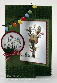 Flip card  http://www.splitcoaststampers.com/resources/tutorials/swing_flip_flop_card/