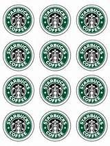 Free Printable Starbucks Cupcake Wrappers to go with the Starbucks ...