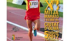 """Inscríbete a la Mitja Marató """"Ciudad de Oliva"""" (Valencia)"""