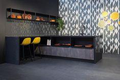 Beste afbeeldingen van industriële keukens
