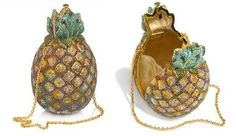 Pineapple purse!
