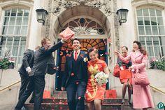 Fun documentary wedding photography in London   Wedding photographer London   Chelsea wedding  
