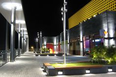 AUREOLIGHTING | Lighting Design – Diseño de Iluminación  » ALEGRA, Leisure Mall
