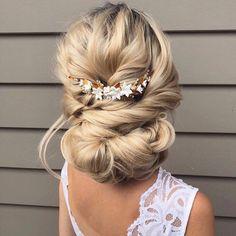 Bridal Hair Accessory 🌻