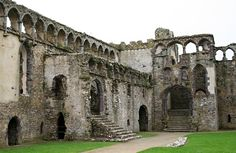 Bishops Palace, St Davids, Pembrokeshire 7  by *GothicBohemianStock