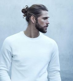19.Long Hairstyle for Men
