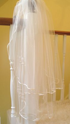 VEIL with SWAROVSKI TRANSPARENT CRYSTALS 26/32 WHITE WEDDING + PEARL EARRINGS UK