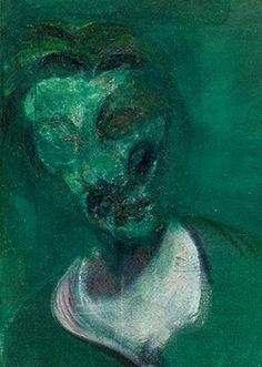 Francis Bacon, 'Head', c.1967