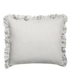 Product Detail | H&M US Linen Pillowcase $17.95