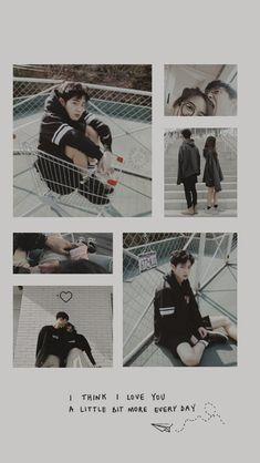 Chanyeol Cute, Park Chanyeol Exo, Kpop Exo, Baekhyun, Jessi Kpop, Grunge Style, K Pop, Eunwoo Astro, Wallpaper Aesthetic