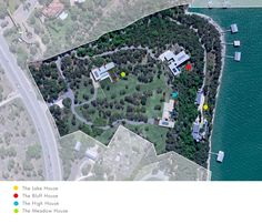 The Site Plat at 2600: A Luxury Community on Lake Travis, TX » The Property