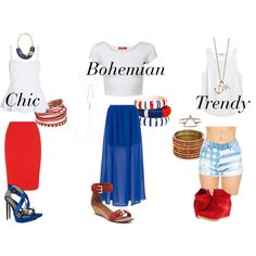 Dress the Part: 3 Fun Outfit Ideas for the Forth of July