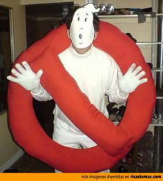 Disfraces originales: Ghostbusters (Los cazafantasmas).