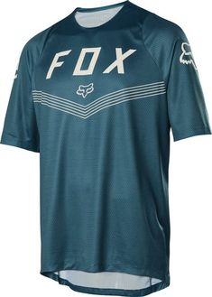 Fox T-Shirt Ciclismo Defend Moth