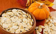 Sete benefícios da semente de abóbora para a saúde