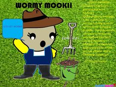 wormy mookii