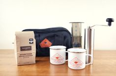 Poler X Stumptown Coffee Kit