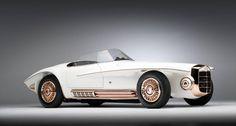 Virgil Exner designed Mercer-Cobra, as a 1963 interpretation for Esquire Magazine of the classic Mercer Raceabout, built by Carrozzeria Sibona-Basona atop a Cobra chassis in 1965.
